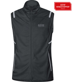 GORE RUNNING WEAR Mythos 2.0 WS Light Gilet da corsa Uomo, black